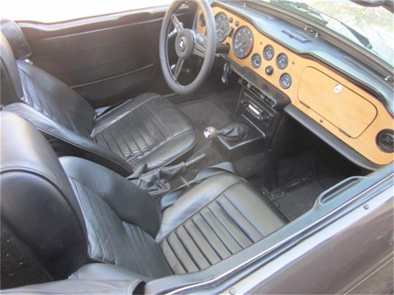 1972 Triumph TR6 (CC-671424) for sale in Stratford, Connecticut