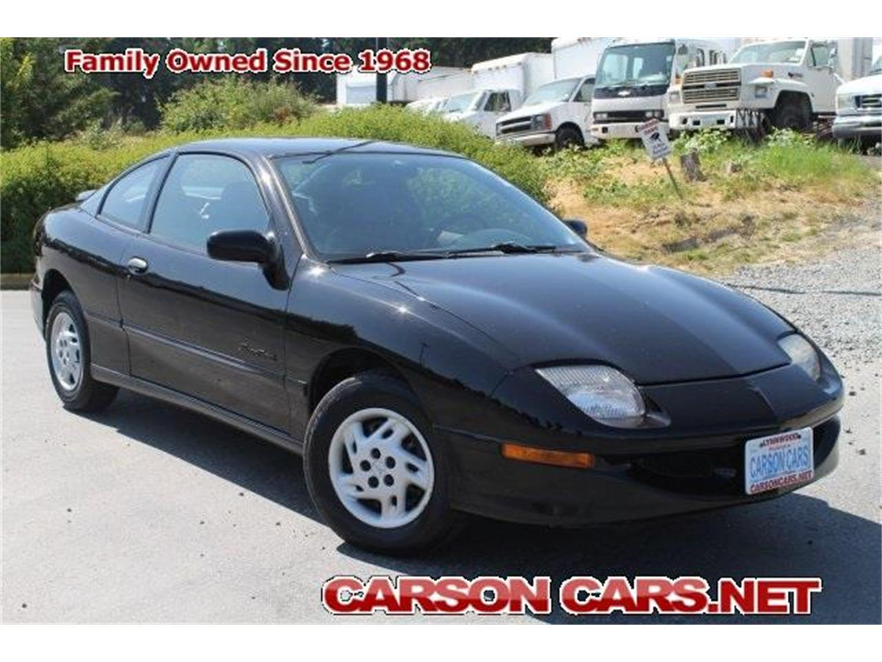 1997 pontiac sunfire for sale classiccars com cc 672809 1997 pontiac sunfire for sale