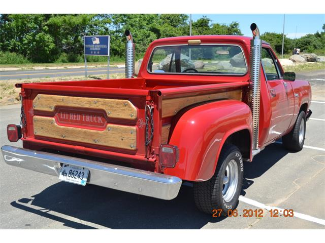 1979 Dodge Little Red Express (CC-676254) for sale in SOUTH SALEM, New York