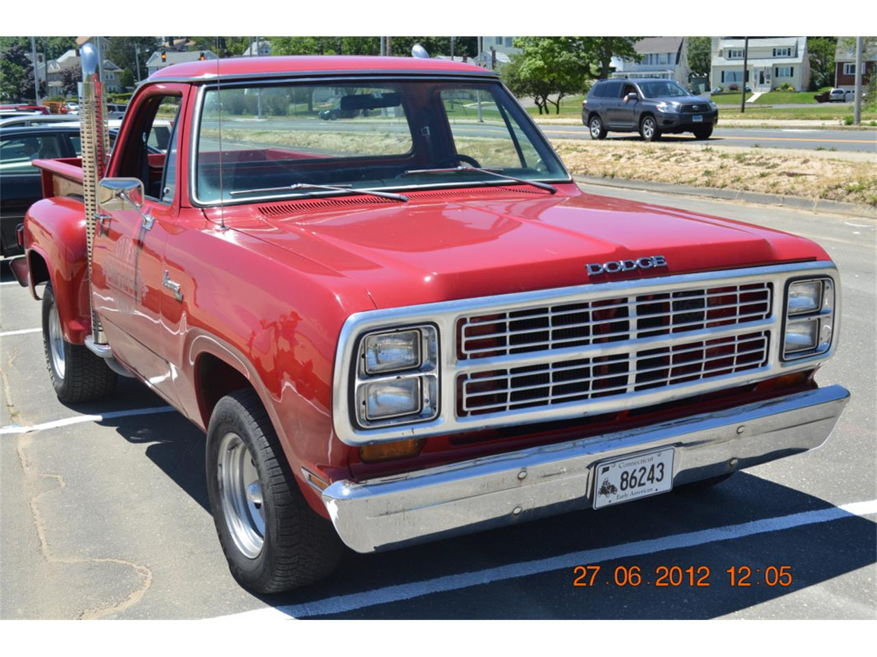 1979 Dodge Little Red Express (CC-676254) for sale in Redding, Connecticut