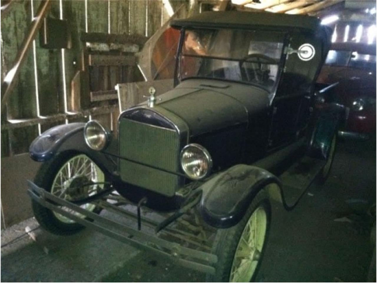 1925 Ford Model T (CC-678156) for sale in San Luis Obispo, California