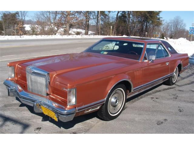1977 Lincoln Mark V (CC-678163) for sale in San Luis Obispo, California