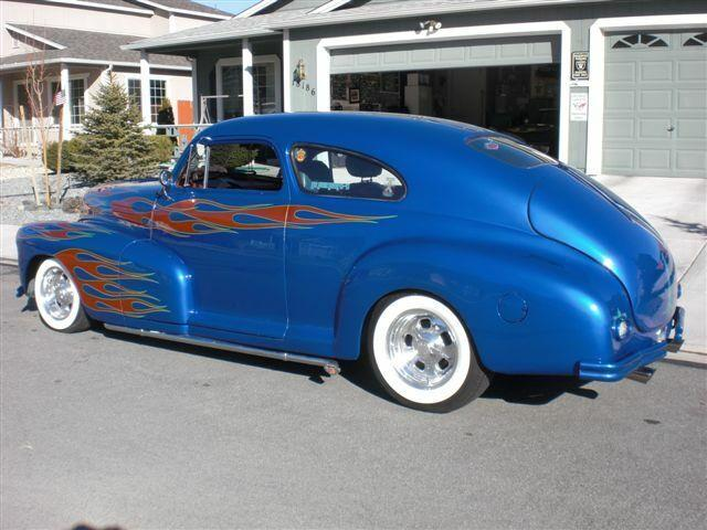 1947 Chevrolet Fleetline (CC-678167) for sale in San Luis Obispo, California