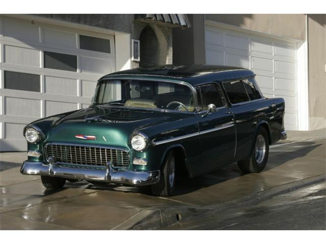 1955 Chevrolet Nomad (CC-678190) for sale in San Luis Obispo, California