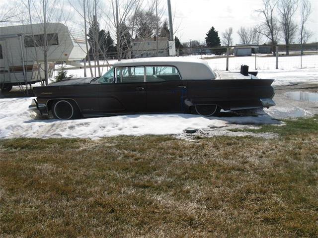 1959 Lincoln Continental (CC-678193) for sale in San Luis Obispo, California