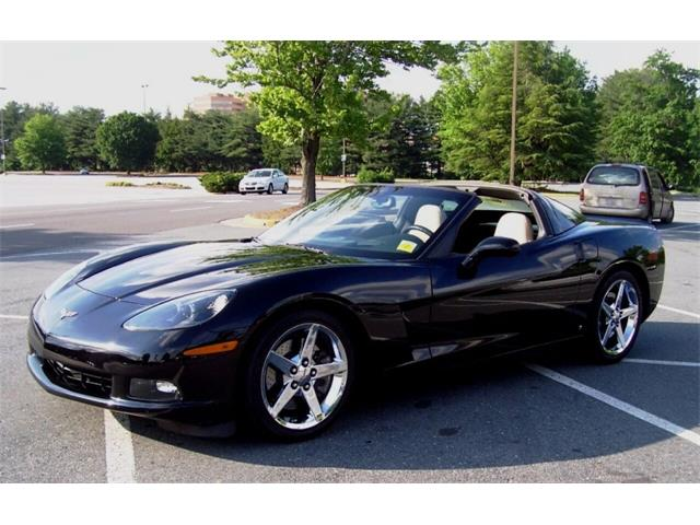 2008 Chevrolet Corvette (CC-678202) for sale in San Luis Obispo, California