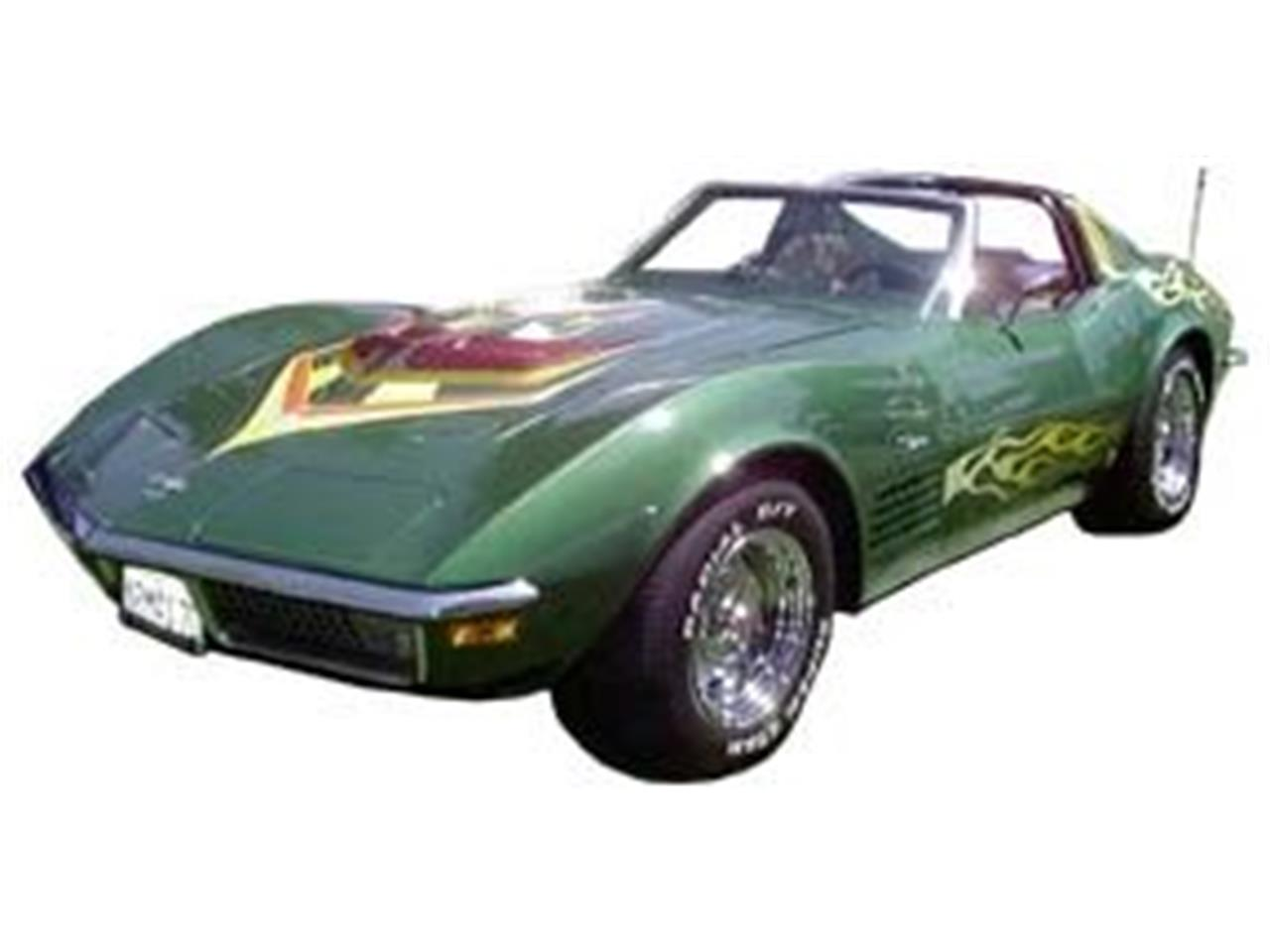 1970 Chevrolet Corvette (CC-678205) for sale in San Luis Obispo, California
