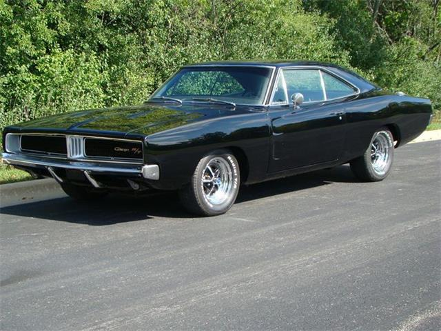 1969 Dodge Charger (CC-678216) for sale in San Luis Obispo, California