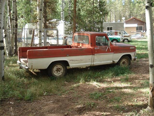 1967 Ford F100 (CC-678230) for sale in San Luis Obispo, California