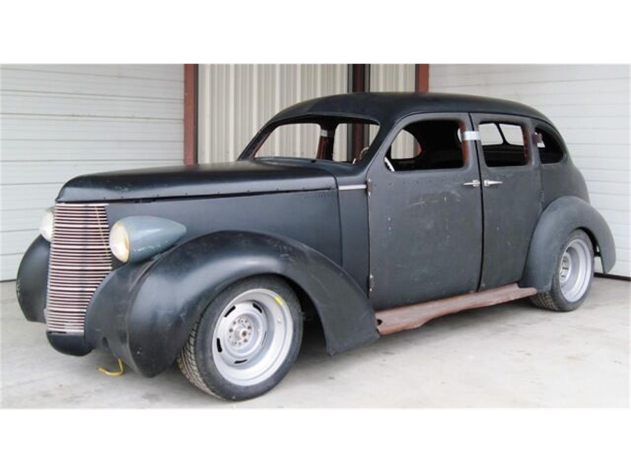 1938 Studebaker Commander (CC-678231) for sale in San Luis Obispo, California