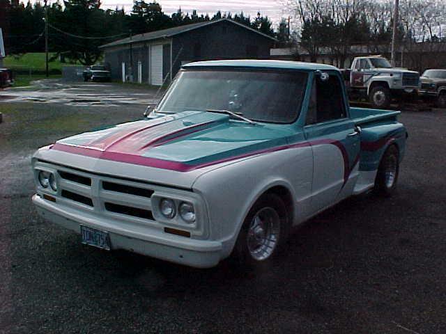 1967 Chevrolet C/K 10
