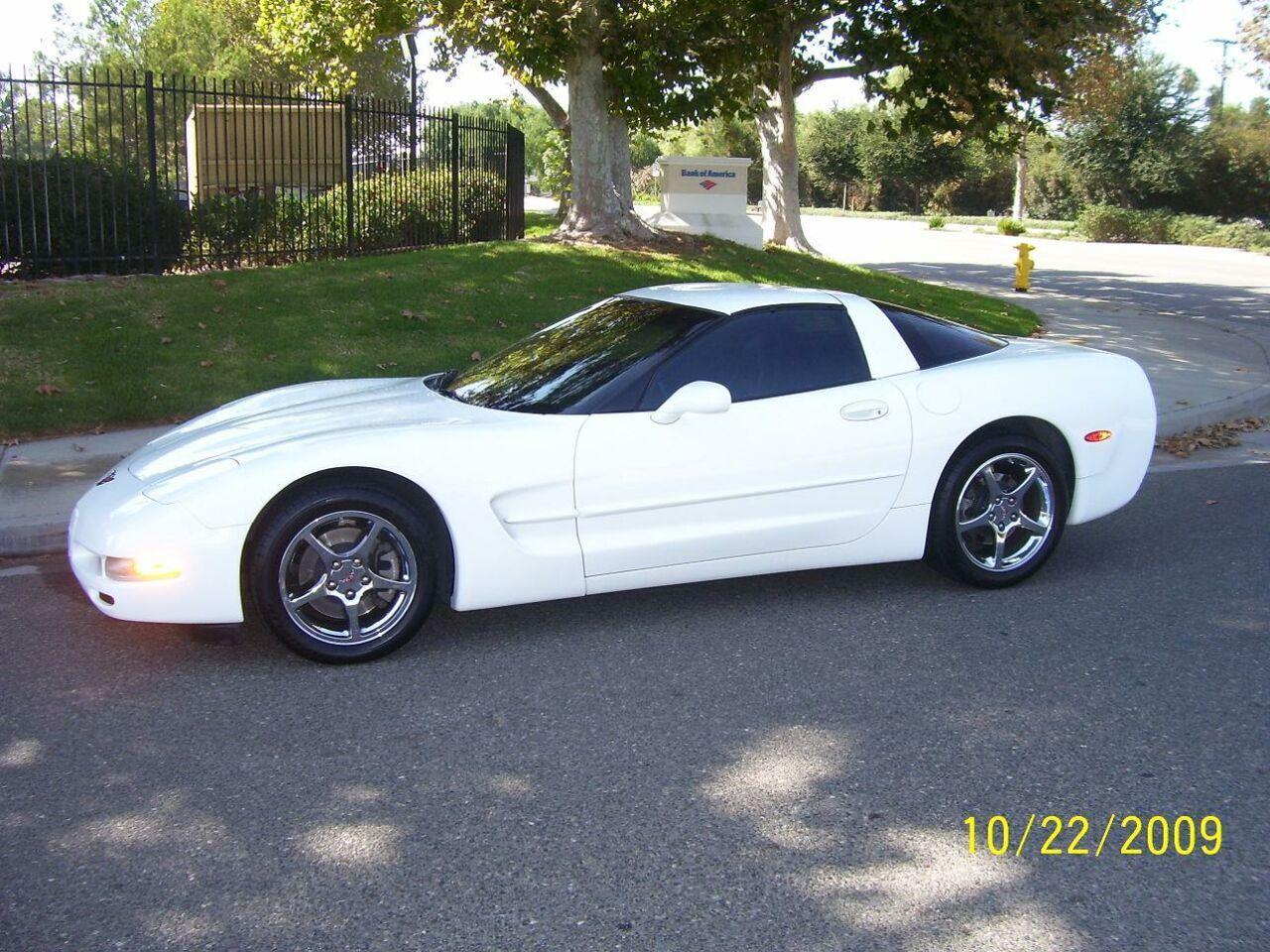 2004 Chevrolet Corvette (CC-678248) for sale in San Luis Obispo, California