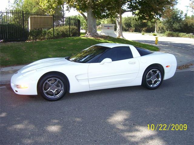 2004 Chevrolet Corvette (CC-678248) for sale in San Luis Obispo, California
