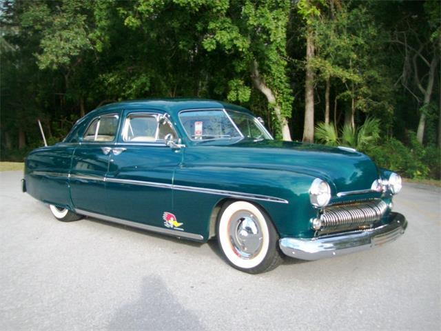 1951 Mercury Monterey (CC-678304) for sale in Clearwater, Florida