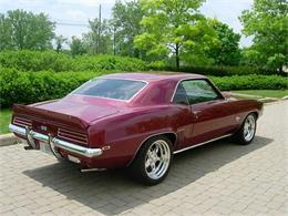 1969 Chevrolet Camaro (CC-678308) for sale in Newark, Ohio
