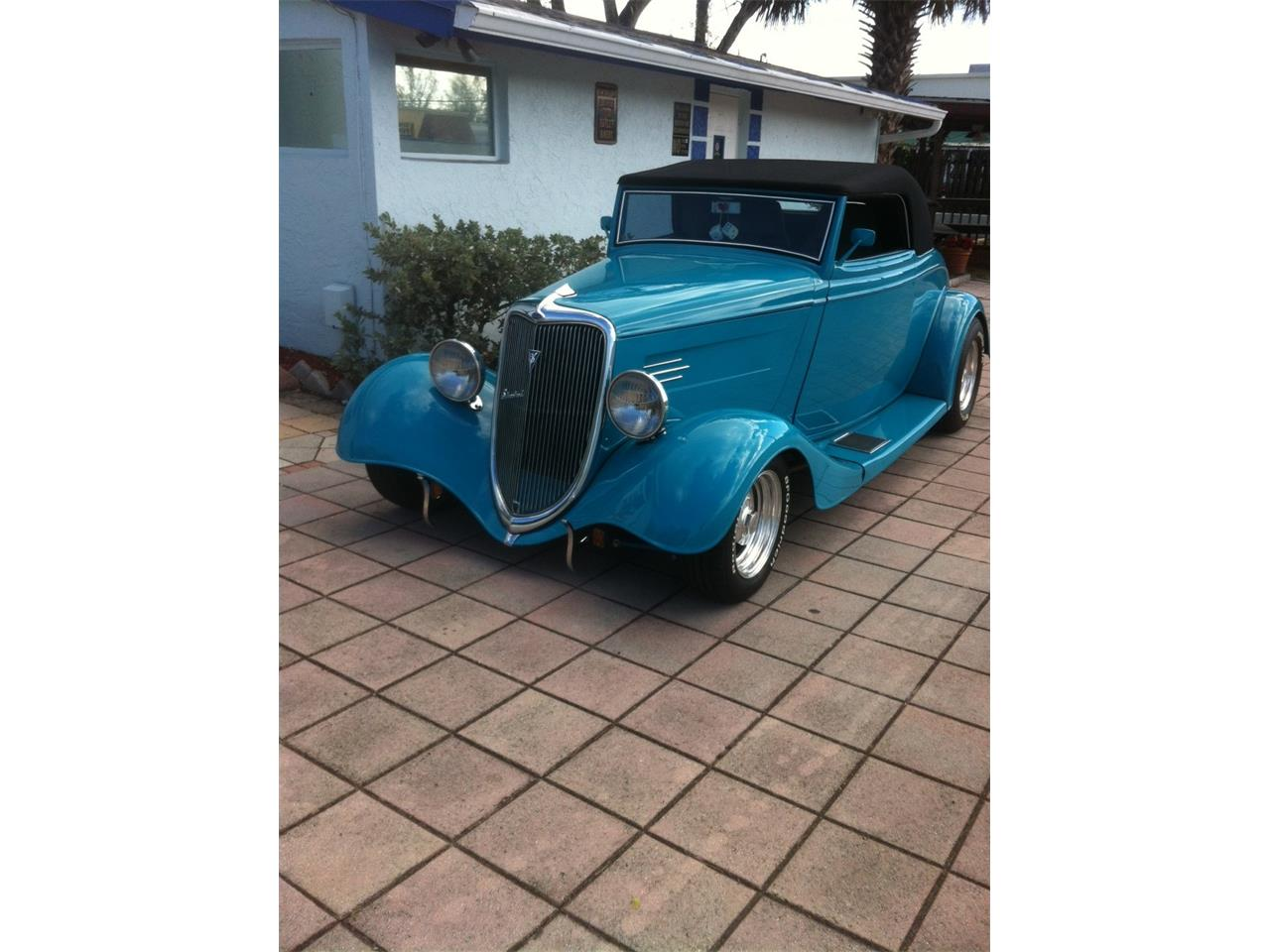 1934 Ford Roadster (CC-678419) for sale in Pompano Beach, Florida