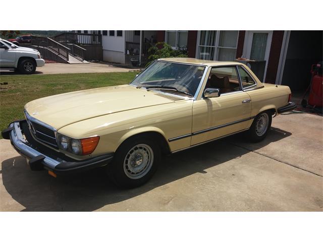 1978 Mercedes-Benz 450SL (CC-679652) for sale in Haleyville, Alabama