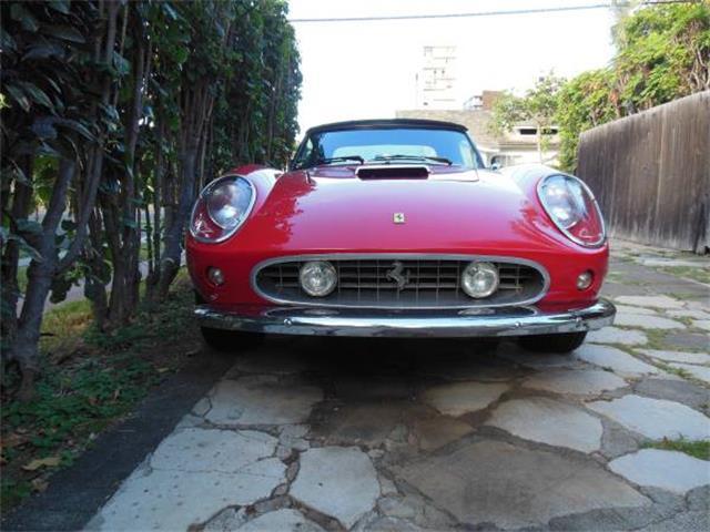 1960 Ferrari 250 California Spyder (CC-680101) for sale in Honolulu, Hawaii