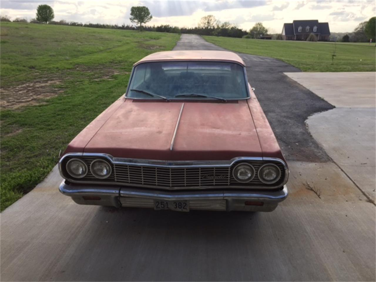 1964 Chevrolet Impala (CC-685864) for sale in Jackson, Mississippi