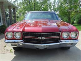 1970 Chevrolet Chevelle SS (CC-691055) for sale in Rochester, Minnesota