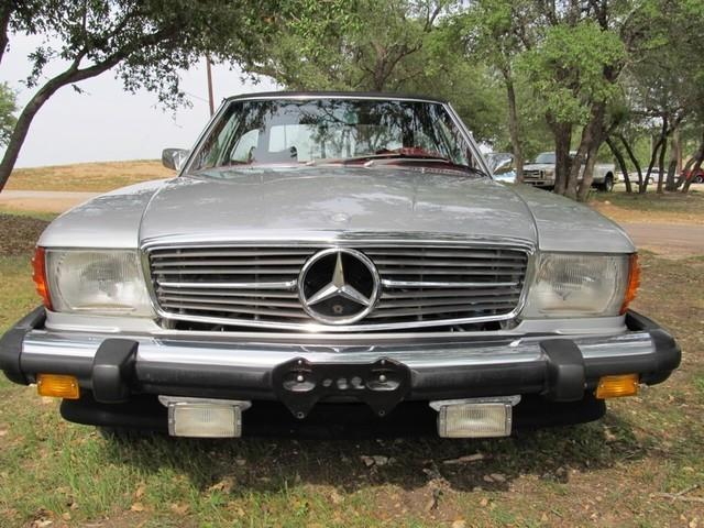 1975 Mercedes-Benz 450 (CC-691075) for sale in Liberty Hill, Texas