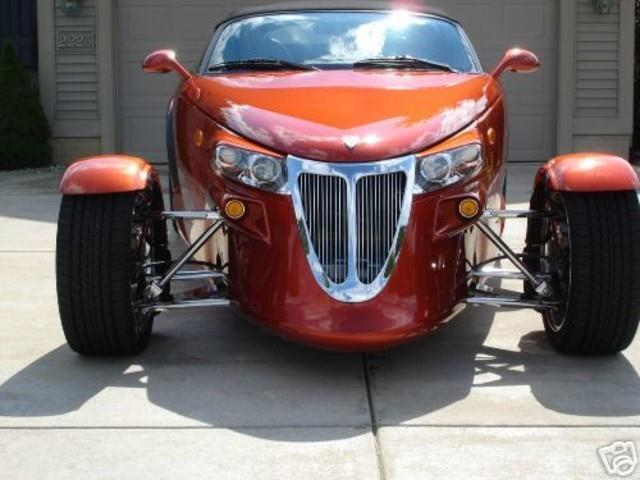 2001 Plymouth Prowler (CC-691081) for sale in Liberty Hill, Texas