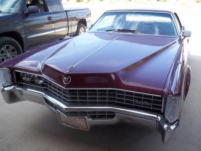 1968 Cadillac Eldorado (CC-691102) for sale in Liberty Hill, Texas