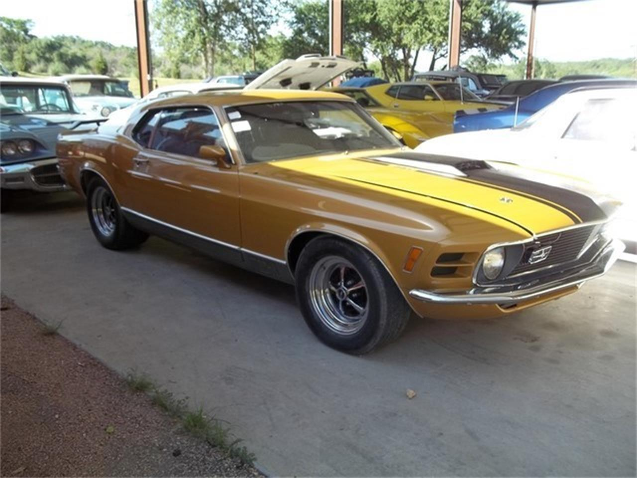 1970 Ford Mustang (CC-691118) for sale in Liberty Hill, Texas
