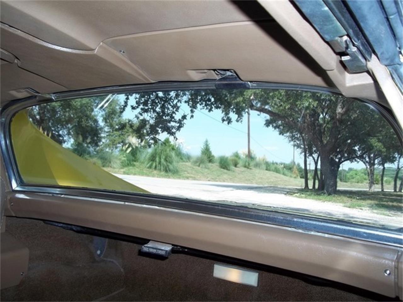1971 Chevrolet Corvette (CC-691122) for sale in Liberty Hill, Texas