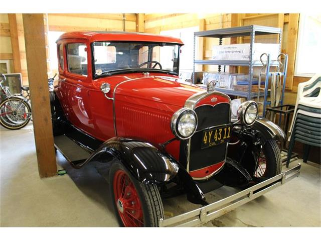 1931 Ford Model A (CC-691341) for sale in Lynden, Washington