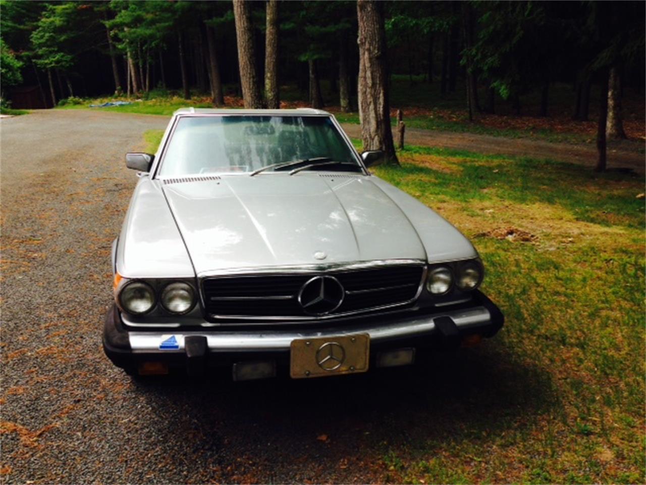 1982 Mercedes-Benz 380SL (CC-691819) for sale in Milford, Pennsylvania
