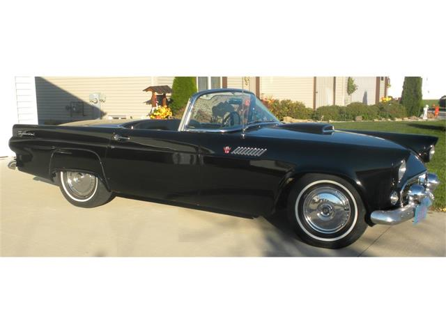 1955 Ford Thunderbird (CC-692004) for sale in Appleton, Wisconsin