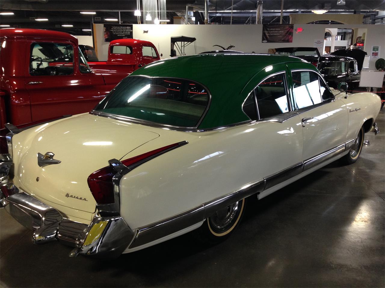 1954 Kaiser 2-Dr Sedan (CC-692107) for sale in Branson, Missouri