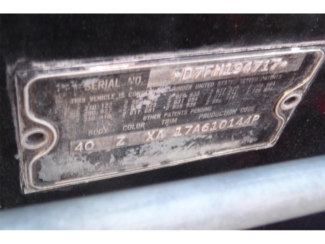1957 Ford Thunderbird (CC-692381) for sale in State College, Pennsylvania