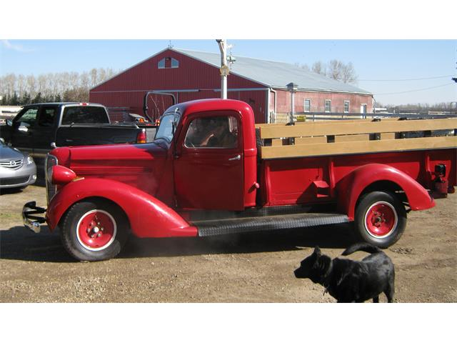 1938 Dodge 1 Ton Pickup (CC-690252) for sale in Red Deer County, Alberta