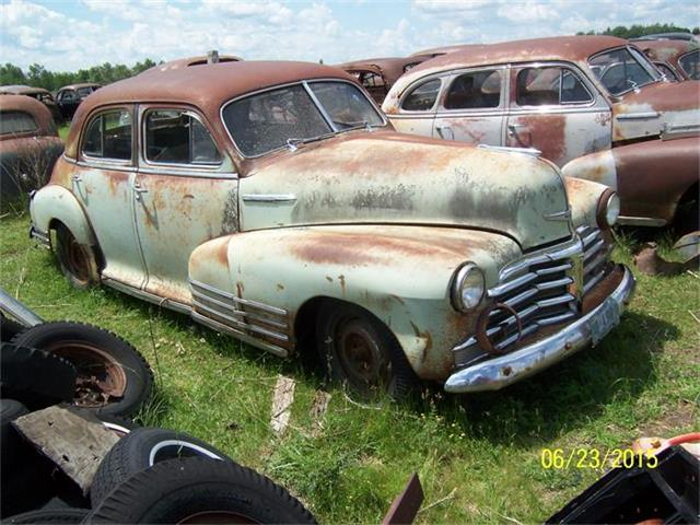 1948 Chevrolet Fleetline (CC-690464) for sale in Parkers Prairie, Minnesota