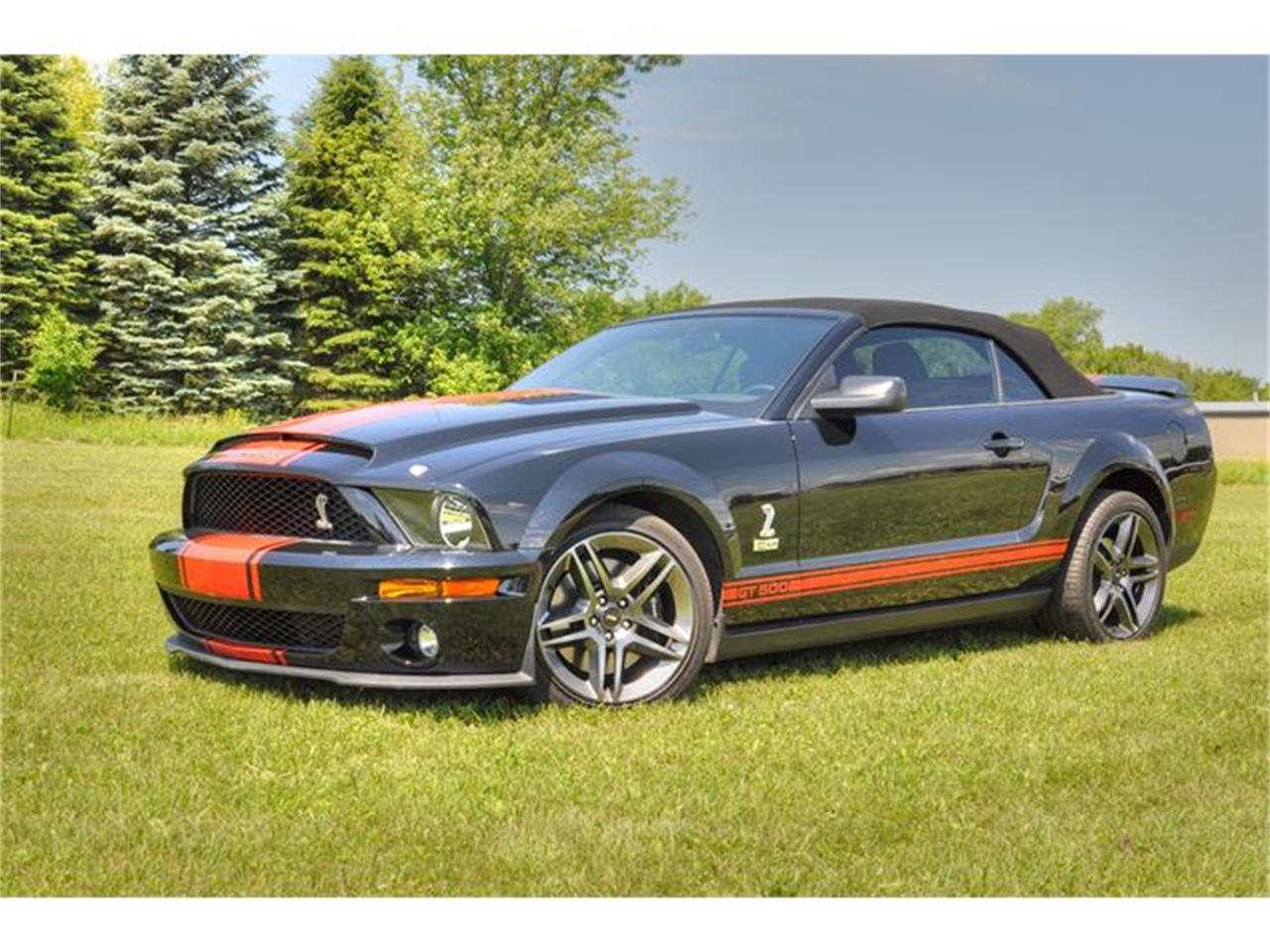 2007 Ford Mustang GT500 for Sale | ClassicCars.com | CC-696933