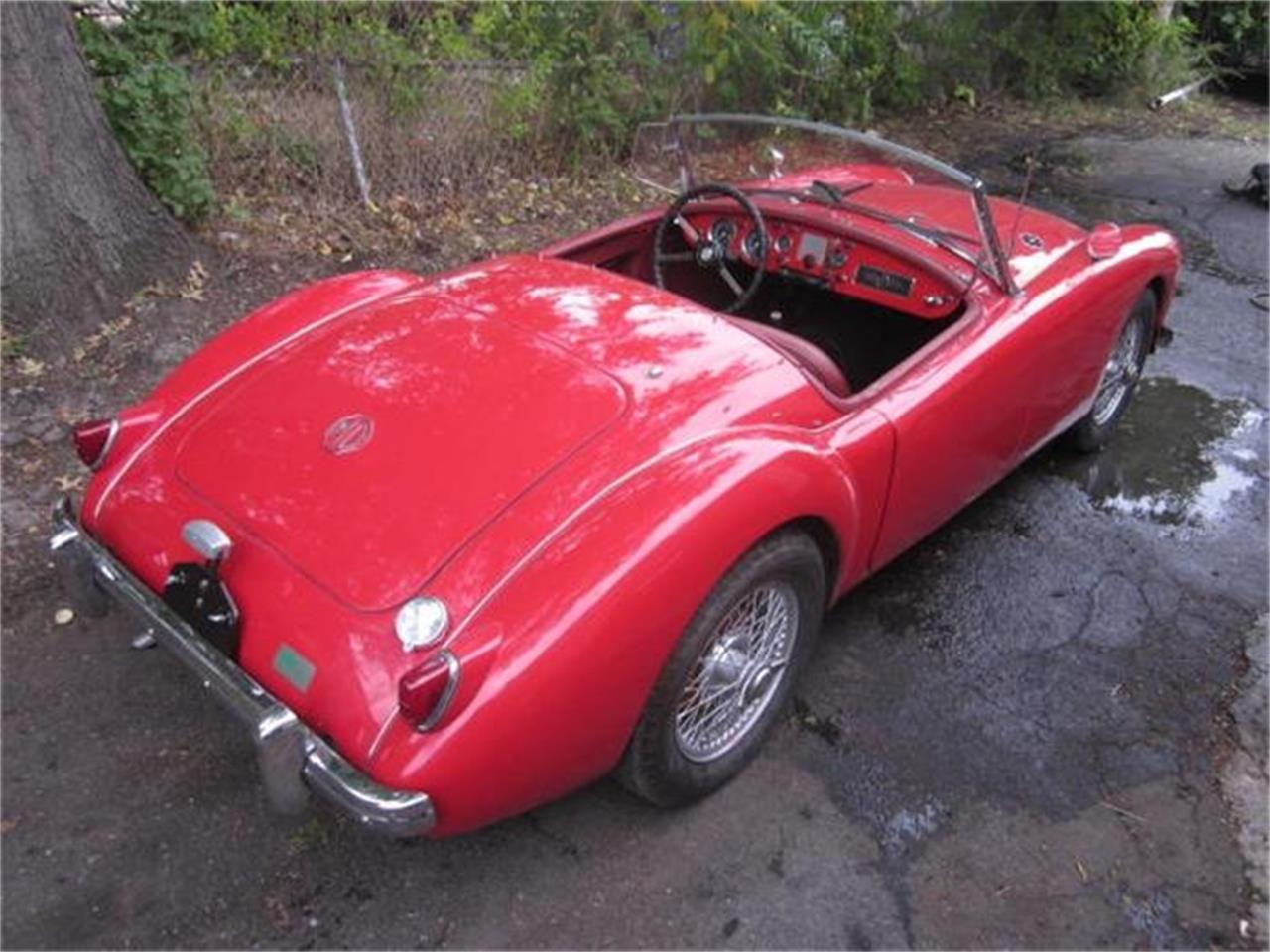 1959 MG MGA 1500 (CC-698382) for sale in Stratford, Connecticut