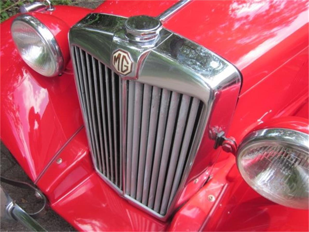 1953 MG TD (CC-698629) for sale in Stratford, Connecticut