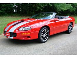 2002 Chevrolet Camaro (CC-701069) for sale in Roswell, Georgia