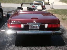 1988 Mercedes-Benz 560SL (CC-701225) for sale in Newburyport, Massachusetts