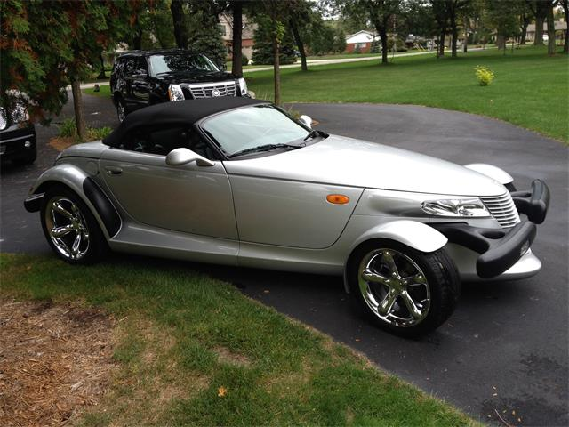 2000 Plymouth Prowler (CC-700207) for sale in Clinton twp., Michigan