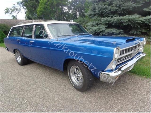 1967 Ford Fairlane (CC-702282) for sale in Lake Crystal, Minnesota