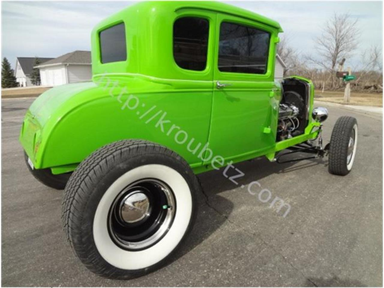 1931 Ford 5-Window Coupe (CC-702285) for sale in Lake Crystal, Minnesota