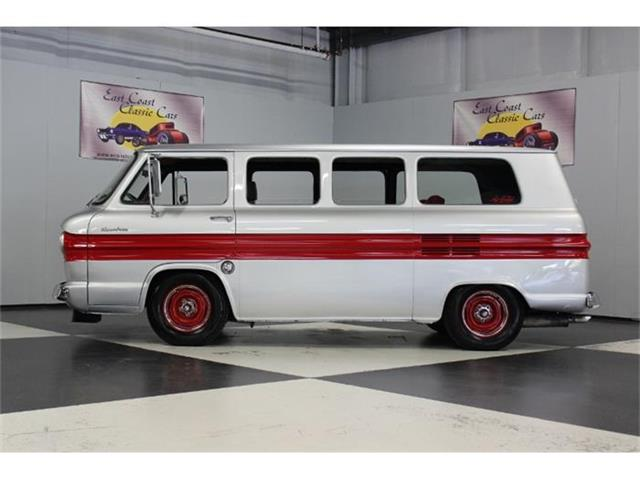 1961 Chevrolet Van (CC-702620) for sale in Lillington, North Carolina