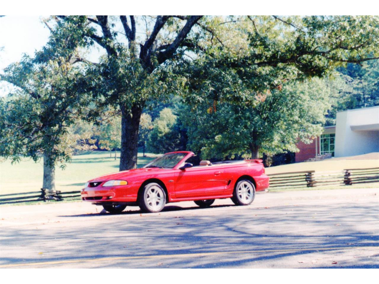 1998 Ford Mustang GT (CC-702987) for sale in Kennesaw, Georgia