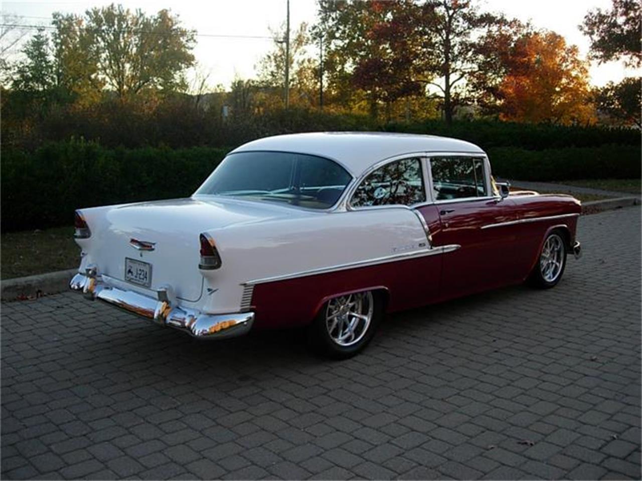 1955 Chevrolet 210 (CC-702991) for sale in Newark, Ohio