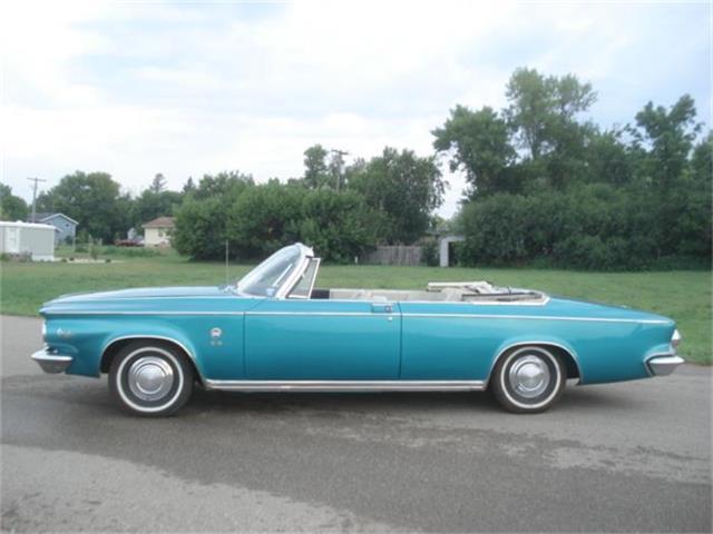 1963 Chrysler 300 (CC-703882) for sale in Milbank, South Dakota