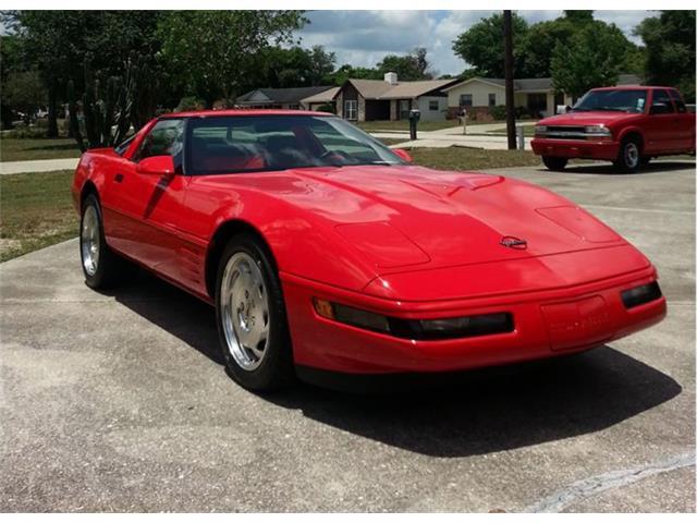 1993 Chevrolet Corvette (CC-704478) for sale in Deltona, Florida