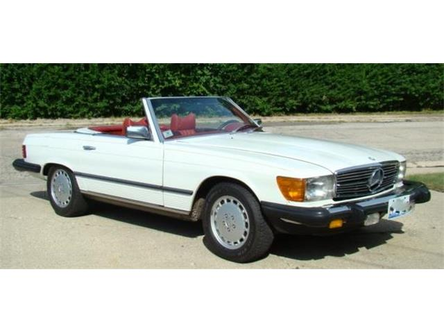 1978 Mercedes-Benz 450SL (CC-704511) for sale in Deerfield, Illinois